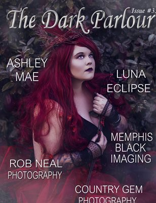 The Dark Parlour Magazine - Issue #35 - Steampunk Fantasies