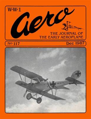 WW1 Aero #117 - December 1987