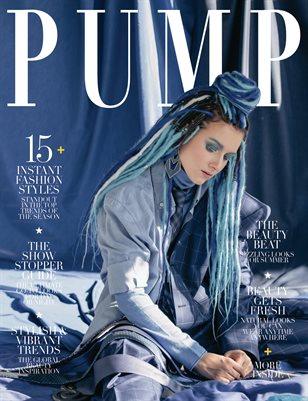 PUMP Magazine | Designer Looks Edition | Vol.3 | April 2020
