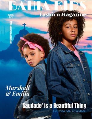 Bahia Kids Fashion Magazine-November 2020 # 5