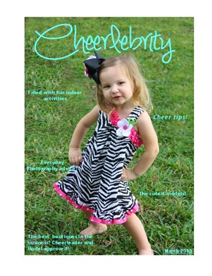 Cheerlebrity Magazine