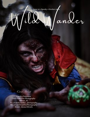 WW Mag Issue 10 Spooky