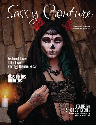 Sassy Couture Magazine Volume #1 Issue Eleven