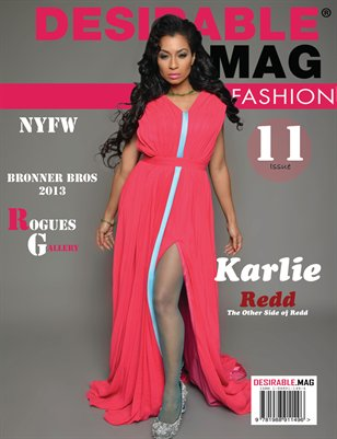 Desirable Magazine Redd Edition