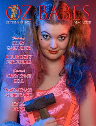 Oz Babes Magazine September 21 Chey