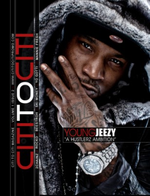 Citi To Citi Magazine