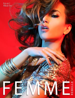 Femme Rebelle Magazine February 2017 - BOOK 1