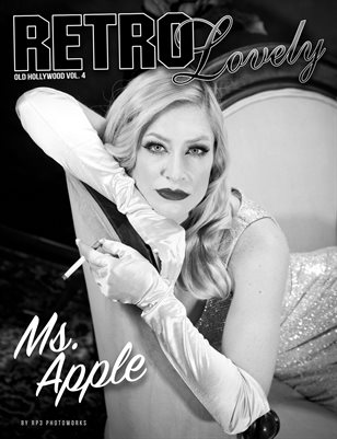 Old Hollywood Volume No.4 – Ms. Apple Cover