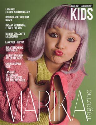 MARIKA MAGAZINE KIDS (ISSUE 521 - January)