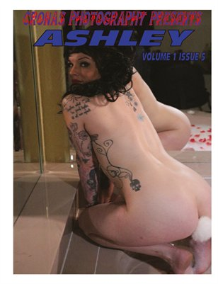Cronas Photography Presents Ashley Issue 5