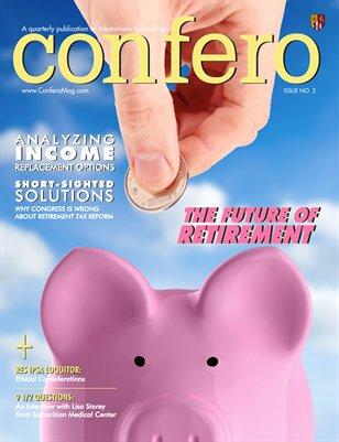 Confero Magazine -- The Future of Retirement