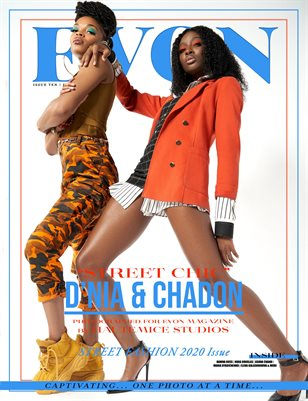 JUNE Street Fashion (Issue Ten|2020)