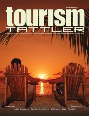 Tourism Tattler December 2013