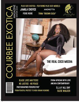Courbee Magazine (CoCo Mocha)