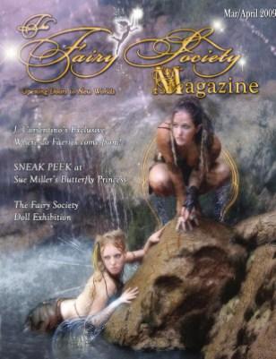 The Fairy Society Magazine - Mar/April