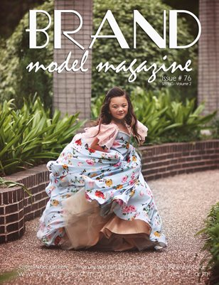 Brand Model Magazine  Issue # 76, SPRING Vol. 2