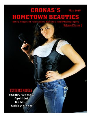 Cronas Hometown Beauties Vol. 2 Issue 5