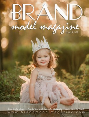 Brand Model Magazine  Issue # 104