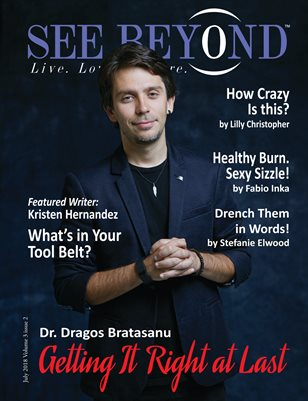 See Beyond Magazine July 2018 Edition