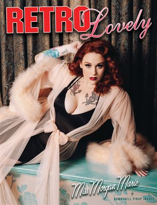 Retro Lovely No.79 – Miss Morgan Marie Cover