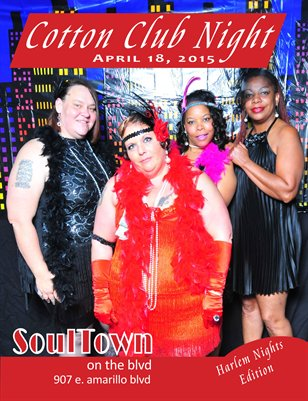 Soul Town Harlem Nights Edition