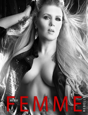 Femme Rebelle Magazine August 2020 - BOOK 2