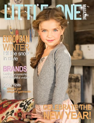 Little One Magazine: Issue 4