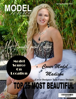 Model Source Top 25 Most Beautiful Special  Edition