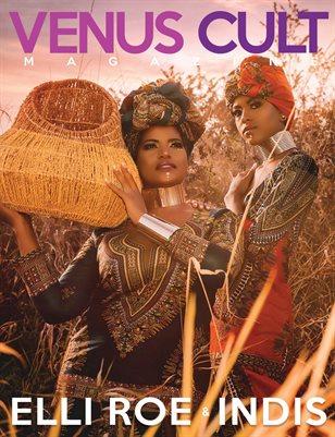 Venus Cult No.3 Elli Roe & Indis Cover