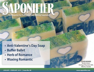 Saponifier Magazine:  Jan/Feb 2015