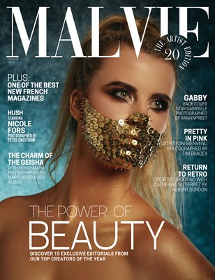 MALVIE Mag The Artist Edition Vol 20 October 2020