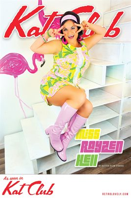 Miss Rayzen Hell Cover Poster