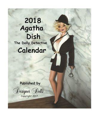2018 Agatha Dish Calendar