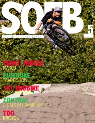 Stoked On Fixed Bikes Issue 5