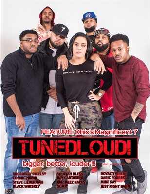 TunedLoud Magazine March 2018