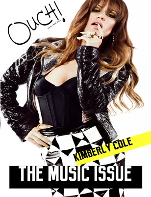 KIMBERLY COLE  Vol.31  ' The Music Issue '