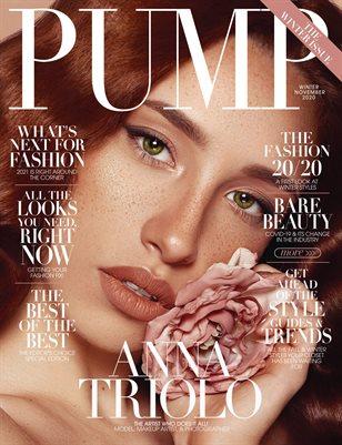 PUMP Magazine | Go With The Flow | Vol.2