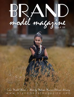Brand Model Magazine  Issue # 188