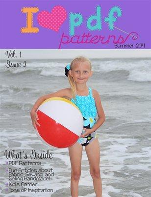 I<3PDF: Summer 2014 Issue