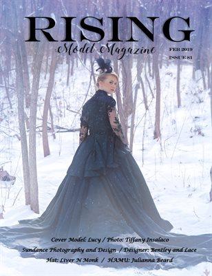 Rising Model Magazine Issue #81