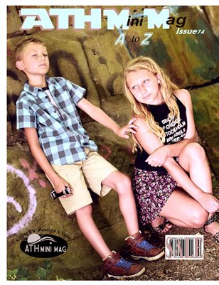 "Issue#74 ""A to Z"" Siblings Series v5"
