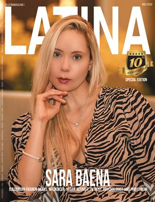 LATINA Magazine - Special Edition - SARA BAENA - Nov/2020 - Issue 61