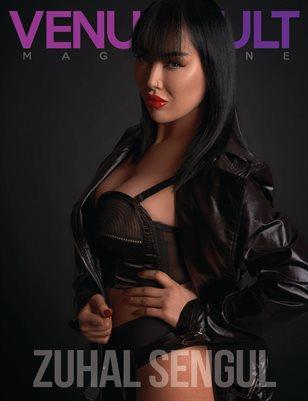 Venus Cult No.34 – Zuhal Sengul Cover