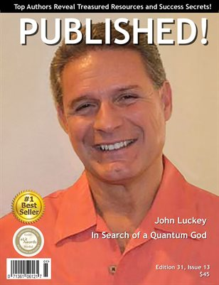 PUBLISHED! Magazine featuring John Luckey