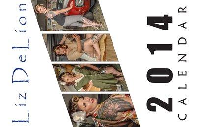 Liz DeLion 2014 Calendar