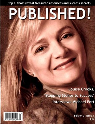 PUBLISHED! featuring Louise Crooks and Michael Port