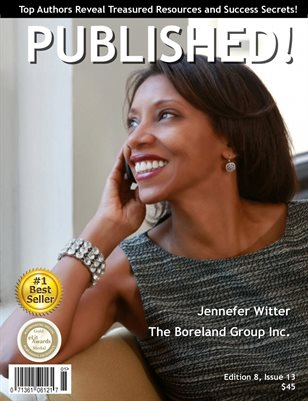 PUBLISHED! Magazine featuring Jennefer Witter