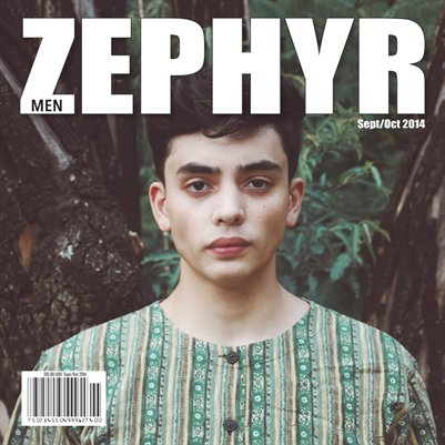 ZEPHYR Men - Sept/Oct 2014