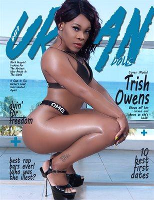 Urban Dolls #21 (Trish Owens Cover)
