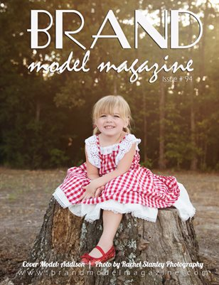 Brand Model Magazine  Issue # 94